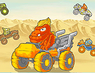 Truck Monsters Game