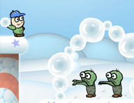 Winter Zombie Invasion Game